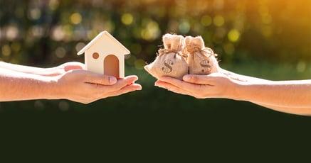 Préstamo o una hipoteca con el banco