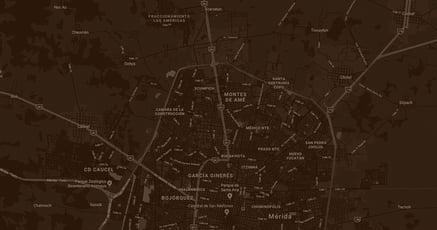 Mejores zonas para vivir en Mérida