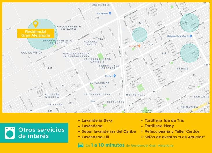 Gran-Alejandria-casas-nuevas-en-cancun-otros-servicios-de-interes
