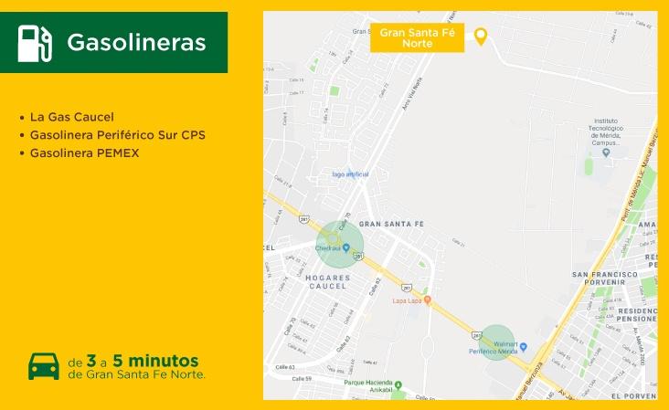 Mapas-servicio-Gran-Santa-Fe-Norte-gasolineras-casas-nuevas-en-merida-1