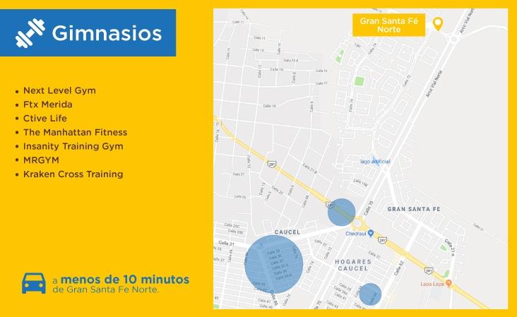 Mapas-servicio-Gran-Santa-Fe-Norte-gimnasios-casas-nuevas-en-merida