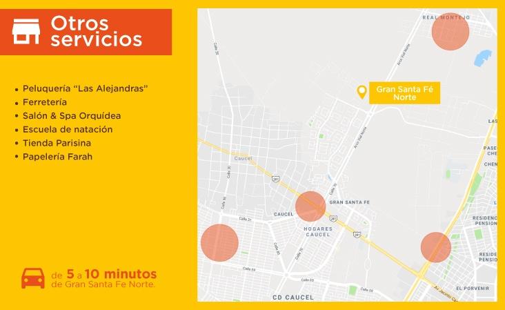 Mapas-servicio-Gran-Santa-Fe-Norte-otros-servicios-casas-nuevas-en-merida-1