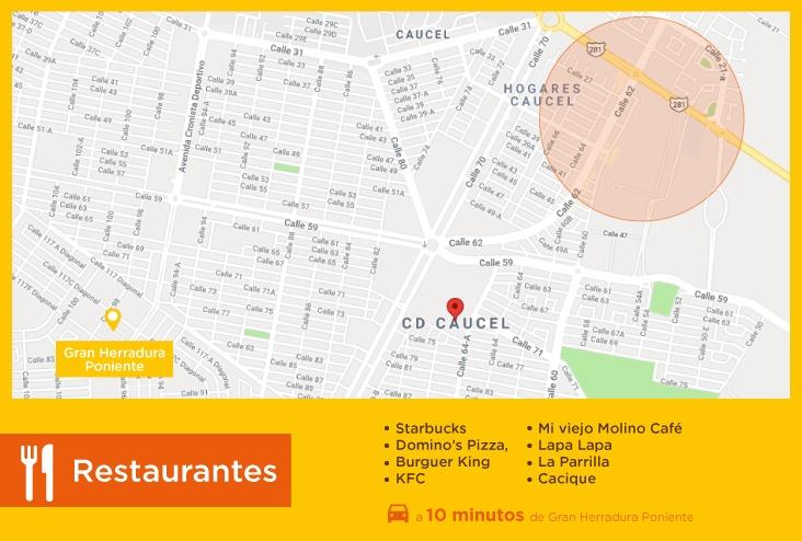 Puntos-de-interes-gran-herradura-restaurantes-casas-nuevas-en-merida