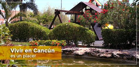 Vivir en Cancún