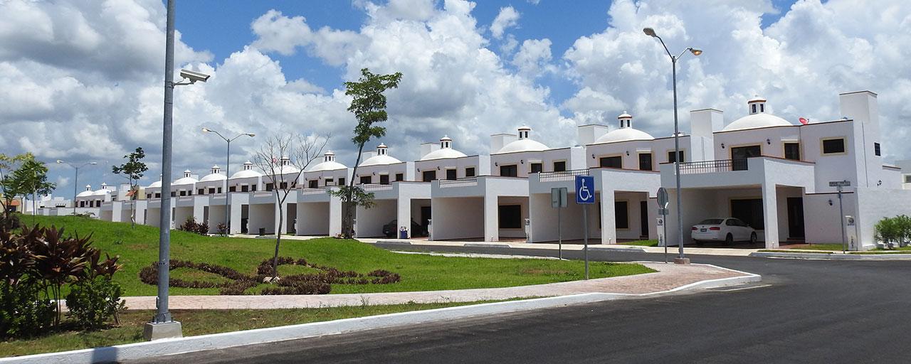 Desarrollo residencial en Mérida