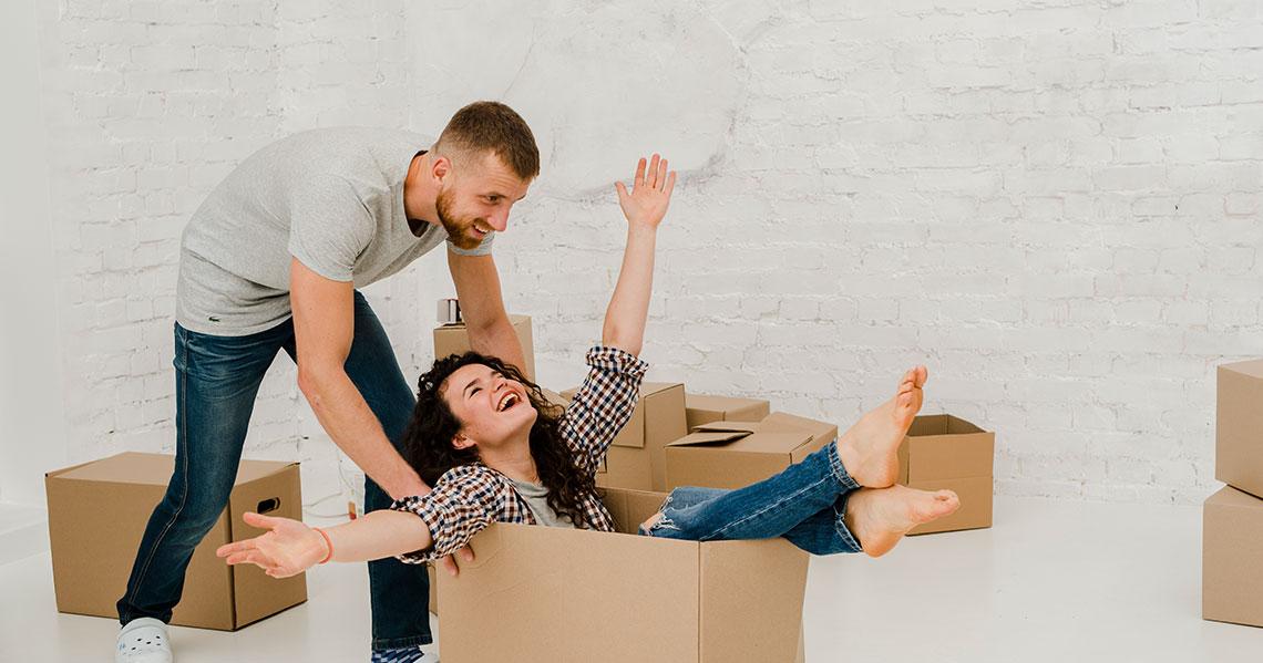 El secreto para aumentar tu calidad de vida está en cambiarte de casa