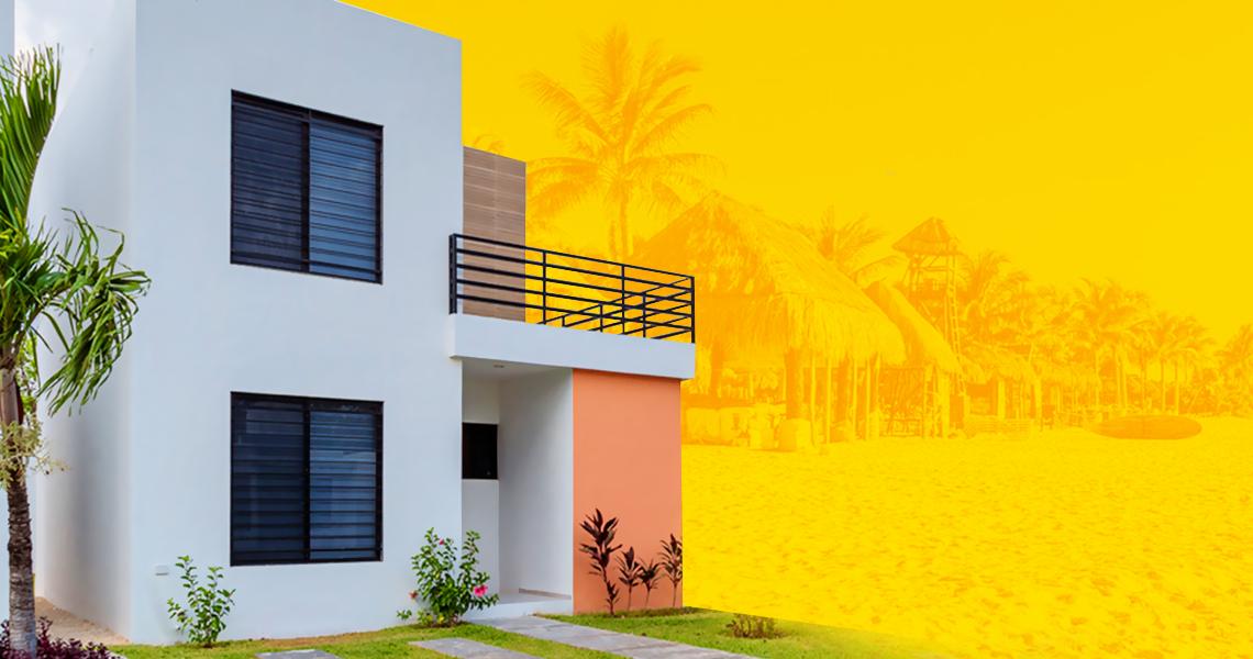 PORTADA - ¡Aprovecha tu crédito INFONAVIT y compra una casa en el Caribe! Te decimos cómo hacerlo