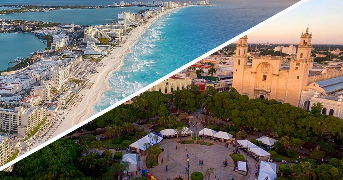¿Comprar casa en Yucatán o Quintana Roo?