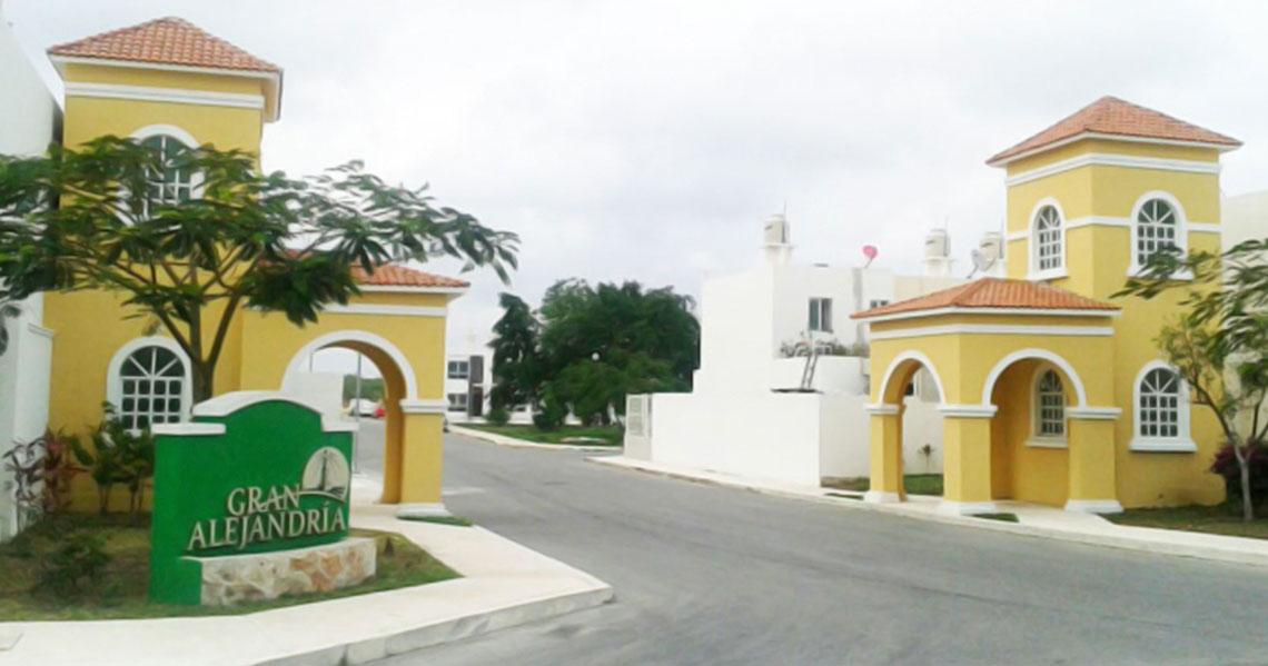 Servicios de Residencial Gran Alejandría Cancún
